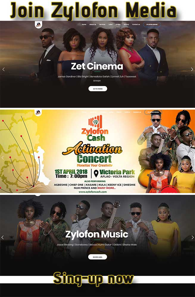 Join Zylofon Media now